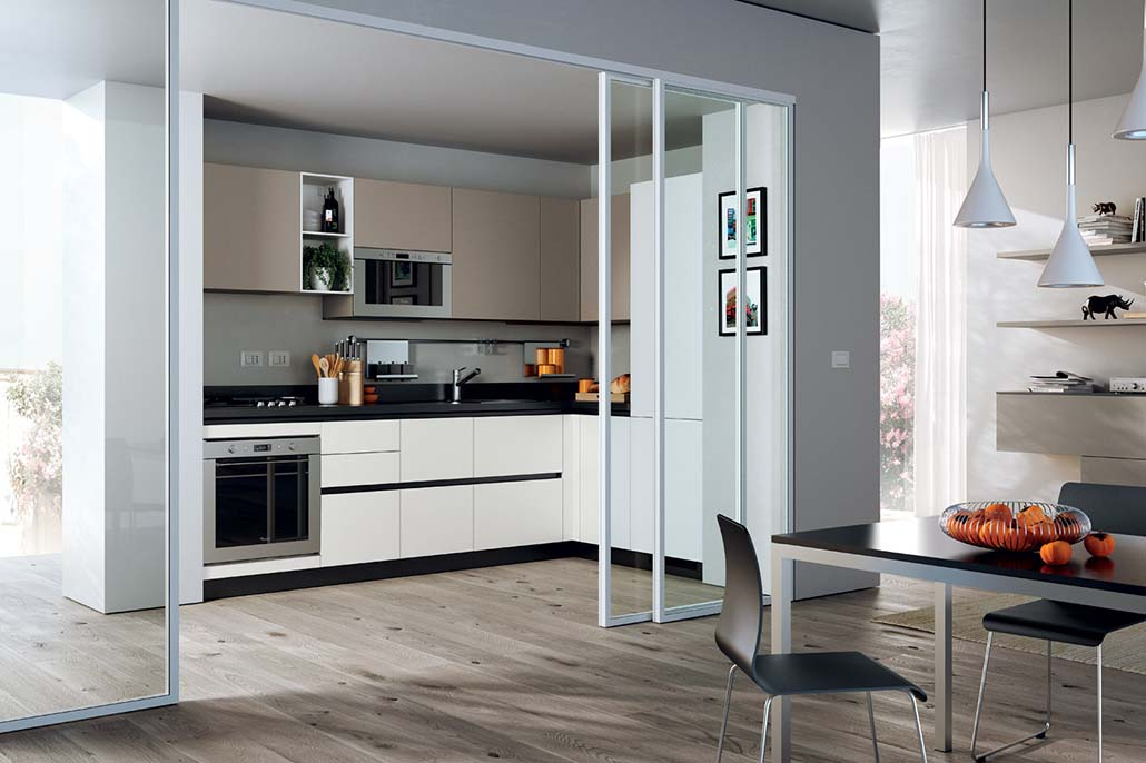 cucina evolution Scavolini Basic